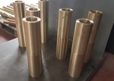 centrifugalno livenje bronze